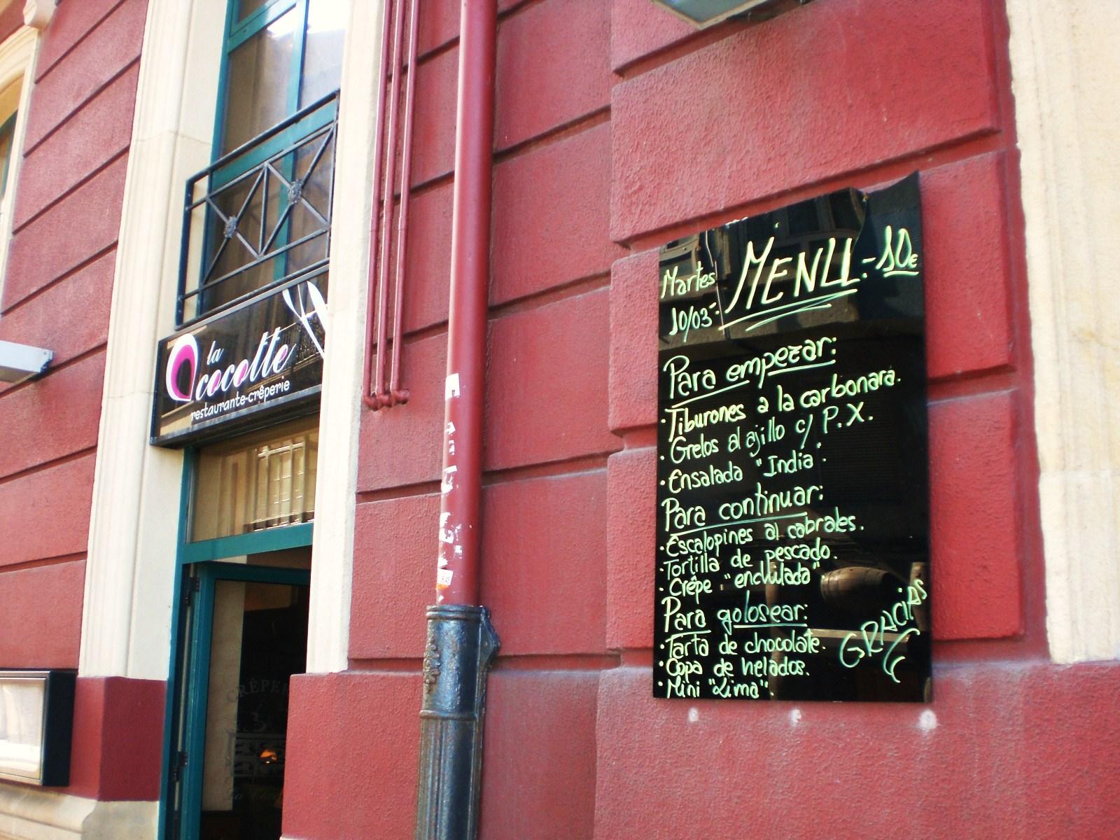 Restaurant La Cocotte Des Envie A St Medard