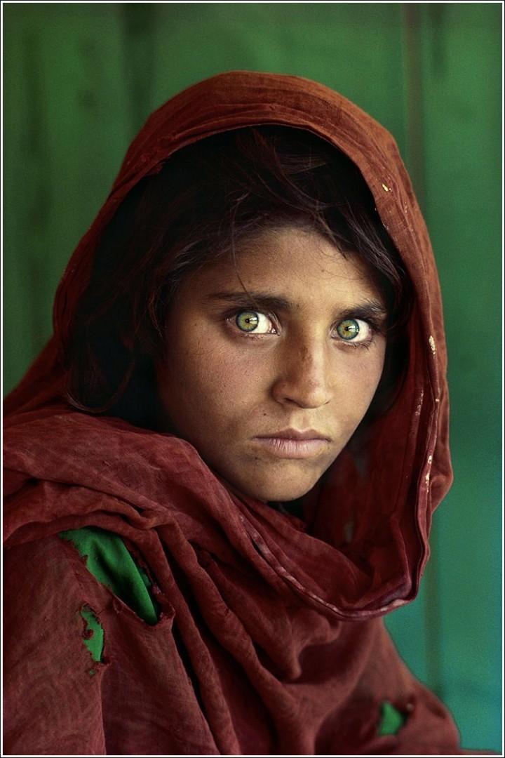 la-nina-afgana-de-steve-mccurry
